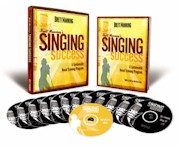 12 CD self-directed singing course - from Singing Success Inc